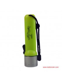 Shallow Light CREE 3W LED Professional Flashlight for Diving (4xAA)