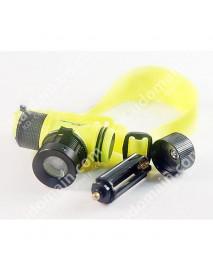 Cree Q5 3-Mode Diving Headlamp (1 x 18650 / 3 x AAA)