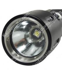Cree XM-L2 U2 LED Stepless Dimming 1200 lumens OP Diving Flashlight (1 x 18650)