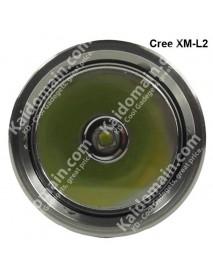 KDD01 Cree XM-L2 Stepless Dimming 1200 Lumens Diving Flashlight