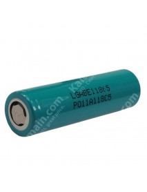 ICR18650E1 3.7V 4.65A 3200mAh Rechargeable Li-ion 18650 Battery without PCB - 2 pcs