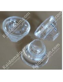 15mm 25 Degree LED Lens - 1pc