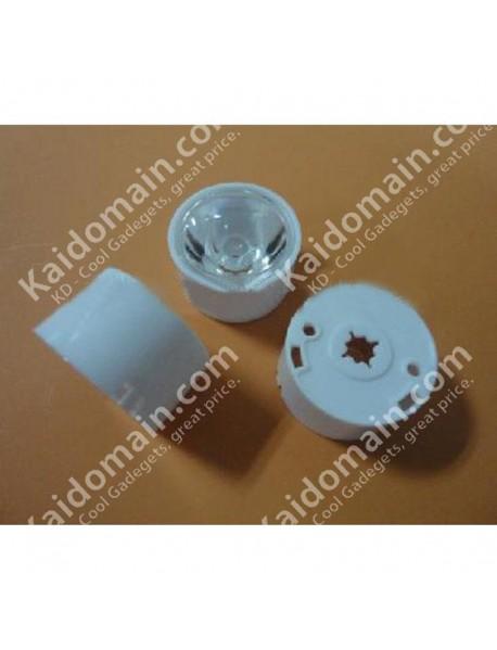 21.5mm 15 Degree Cree XP LED Lens - 1 Piece