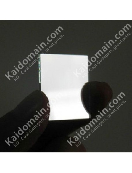30 x 30 x 1.1mm Dielectric Coating Laser High-reflection Lens - 1 Piece