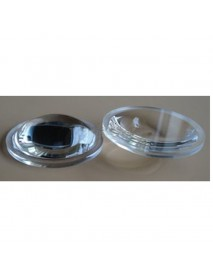 38mm LED Lamp Glass Lens - 1pc