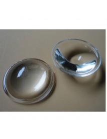 28mm Optical Glass LED Lamp Lens (high) - 1pc