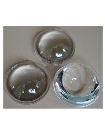 23mm LED Lamp Glass Lens - 1pc