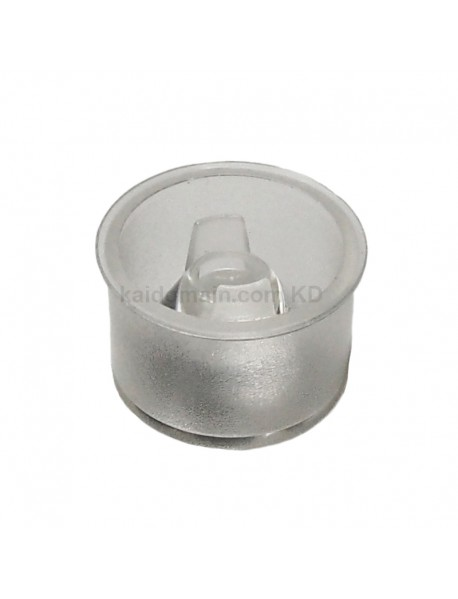 21mm x 13mm 30-Degree / 60-Degree Acrylic Lens for Cree XP-G - 1 Piece