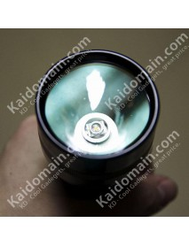 Multi-Layer Coated HD Flashlight Lens(52mm*2.0mm)