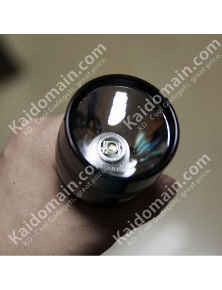 Multi-Layer Coated HD Flashlight Lens(52mm*2.0mm)