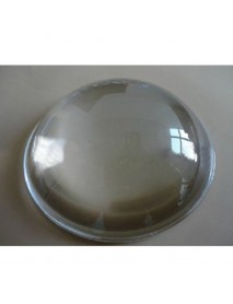 104mm Optical Glass LED Lamp Lens - 1pc