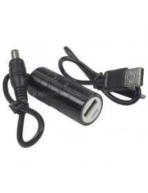 USB 5V to 8.4V Smart Voltage Converter for Bike Light Battery Pack / Power Bank