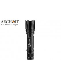 ARCHON A10 Cree XR-E R2 LED 5-Mode 148 Lumens Flashlight (1 x AA / 1 x 14500)