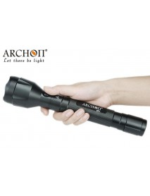 ARCHON C3L Cree XR-E R2 LED 5-Mode 260 Lumens Flashlight (3 x C Type Battery)