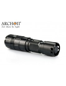 ARCHON M10L Cree XP-G R5 LED 4 -Mode 296 Lumens Flashlight (1 x 16340 / 1 x  CR123A)