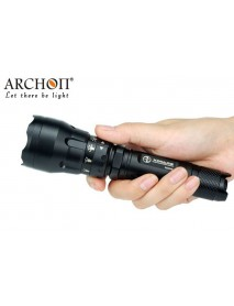 ARCHON M20ME Cree MC-E LED 6 -Mode 630 Lumens Flashlight (1 x 18650 / 2 x  CR123)
