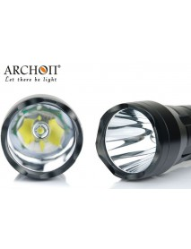 ARCHON M20XL Cree XM-L T6 LED 6 -Mode 800 Lumens Flashlight (1 x 18650 / 2 x CR123)