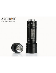 ARCHON P10 Cree R3 LED 5 -Mode 160 Lumens Zoom Flashlight (1 x AA)