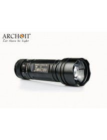 ARCHON P20 Cree R3 LED 5 -Mode 260 Lumens Zoom Flashlight (1 x 18650 / 2 x CR123)