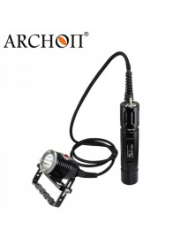 Archon DH26 WH32 Cree XM-L2 U2 LED 1000 Lumens 3-Mode Diving Flashlight (  2x26650 )