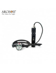 Archon DH25 WH31 Cree XM-L2 U2 LED 1000 Lumens 3-Mode Diving Flashlight ( 2x26650 )