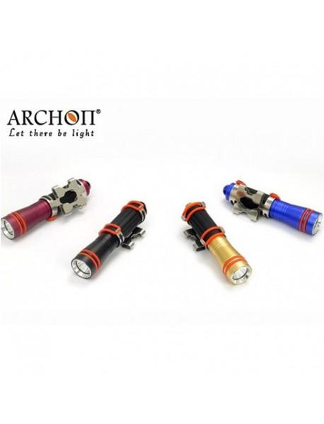 Archon D1A W1A Cree XP-E R3 LED 75 Lumens 1-Mode Diving Flashlight ( 1xAAA )