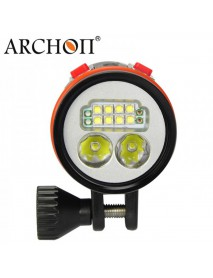 Archon D37VP W43VP Multifunction Diving Video & Spot Light