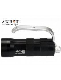 Archon DG40 WG46 3 x Cree XM-L2 U2 LED 2000 Lumens 2-Mode Diving Flashlight (   4x18650 )