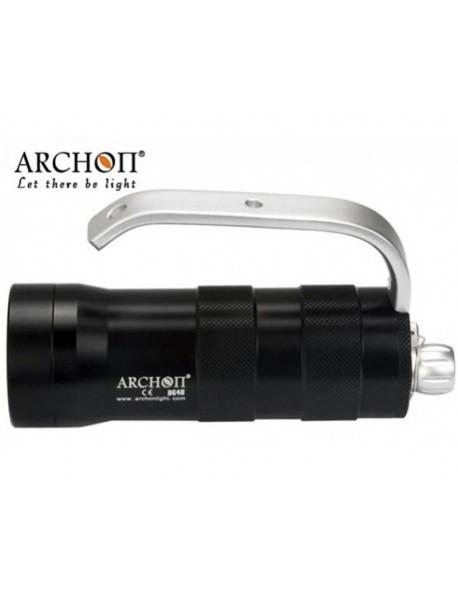 Archon DG40 WG46 3 x Cree XM-L2 U2 LED 2000 Lumens 2-Mode Diving Flashlight (   4x18650 )