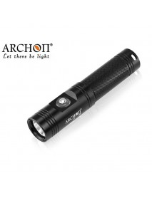 Archon V10S Cree XM-L2 U2 LED 860 Lumens 3-Mode Diving Flashlight ( 1x18650 )