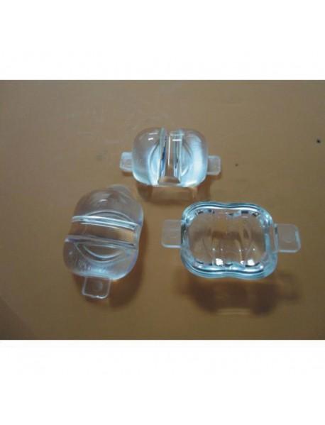 17.7mm x 14.5mm 140 Degree High Power LED Lens for Street Light - 1 Piece