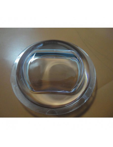 55.5mm 30 x 110 Degree LED Concave-convex Lens for Street Light - 1 Piece
