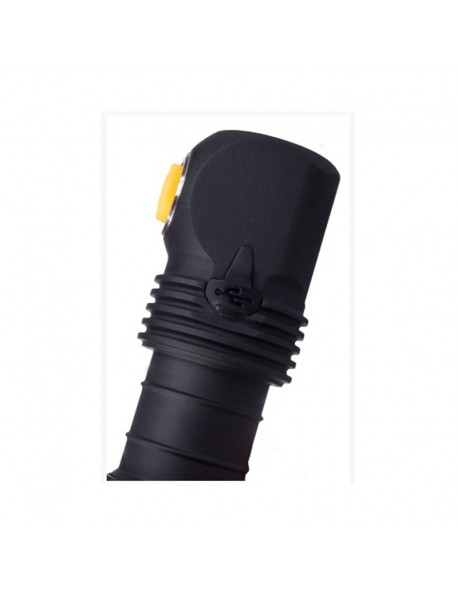 Armytek Elf C2 Cree XP-L Warm White 980 Lumens 6-Mode Micro-USB Multi-flashlight (1x18650)