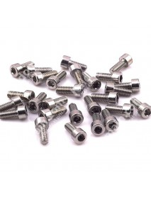 Stainless Steel M5 Screws M5 x 12mm For Bike (10 pcs)