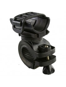 KBL-C4513 Adjustable Bike Light Mount - Black (1 pc)