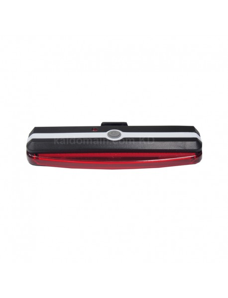 RP RPL-2266 High Power COB Red LED 6-Mode USB Rechargeable Bike Tail Light ( 1 pc )