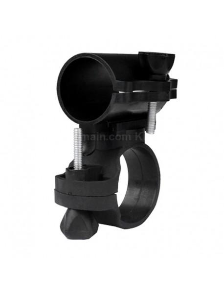 KBL-C2530 Bike Light Mount - Black (1 pc)
