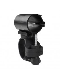KBL-C2530 Bike Light Mount - Black (1 pc)