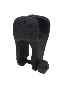 KBL-C4336 U Shaped Bike Light Mount - Black (1 pc)