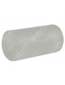 AA to C Battery Adapter Case - Translucent ( 2 pcs )