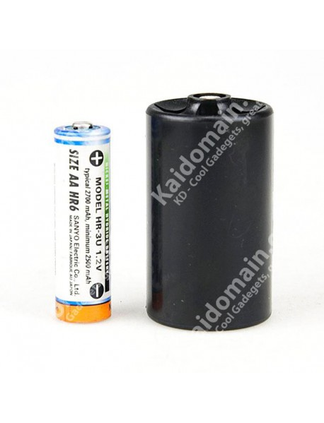 AA to D Cell Convertor
