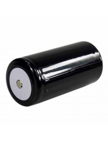 Unprotected 3.7V 5000mAh Rechargeable Li-ion 32650 Battery - 1 Piece