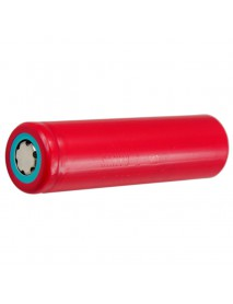 3.7V 2600mAh 18650 Rechargeable Battery ( two pieces)