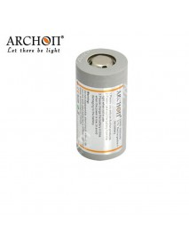 ARCHON 32650 3.7V 5500mAh Rechargeable Li-ion 32650 Battery with PCB - 1 Piece