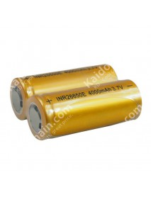 INR26650E 3.7V 4000mAh Rechargeable Li-ion 26650 Battery without PCB (1 pc)