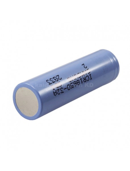 ICR18650-32A 3.75V 3200mAh 6.4A Rechargeable Li-ion 18650 Battery without PCB