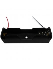 1.5V 1 x AA Battery Holder Case with 16cm Leads