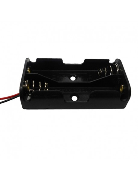 3V 2 x AA Battery Holder Case with 16cm Leads