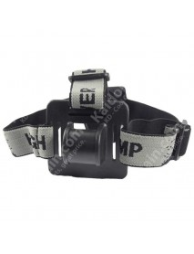 Adjustable Elastic Nylon Head Strap for Bike Light / HeadLamp ( 25cm )