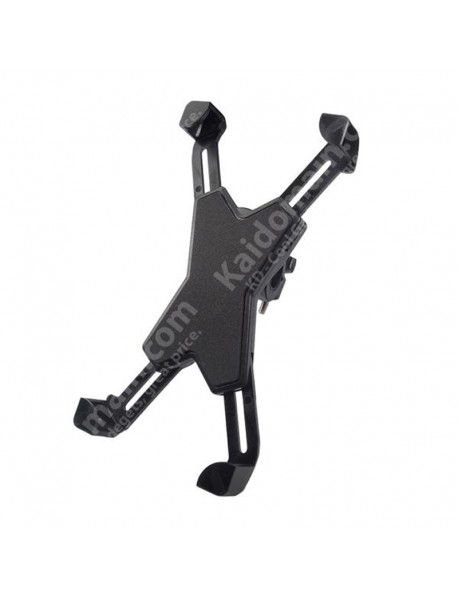 AT PH-666 Motorcycle / Electric Bike / Bike Handlebar mount Phone Holder - Black ( 1 pc )